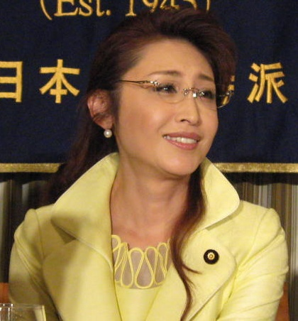 Tokyo -- Freshman House of Councillors lawmaker Junko Mihara gave a press conference at the Foreign Correspondents Club of Japan this afternoon in which
