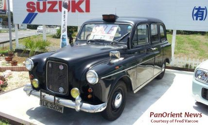 panorient news london cab for sale in chiba japan. Black Bedroom Furniture Sets. Home Design Ideas