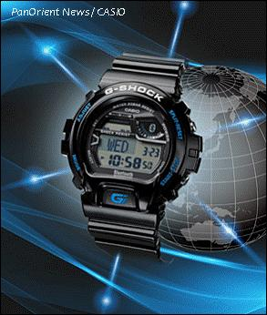 New Watches Casio G-Shock That Communicate with Smartphones